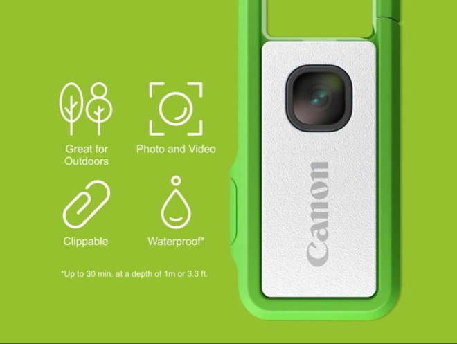 Canon raised funds for the community-sized camera with a USB, 13MP sensor - Photo 1.