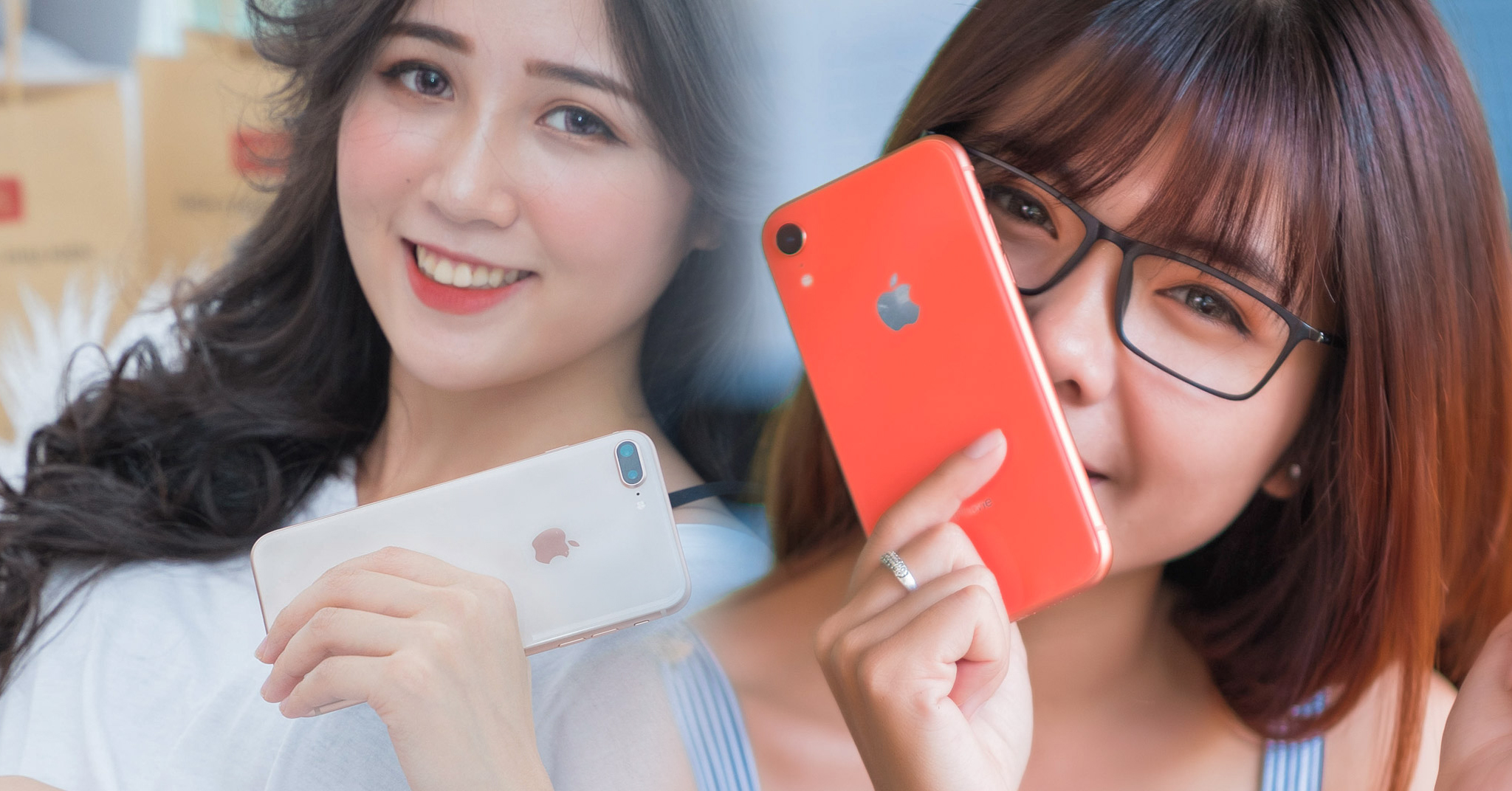 Sforum - Latest technology information page iphone-8-plus-2-cover-2 Compare iPhone XR and iPhone 8 Plus: Choose rabbit ears with 2 SIM or traditional home screen keys?