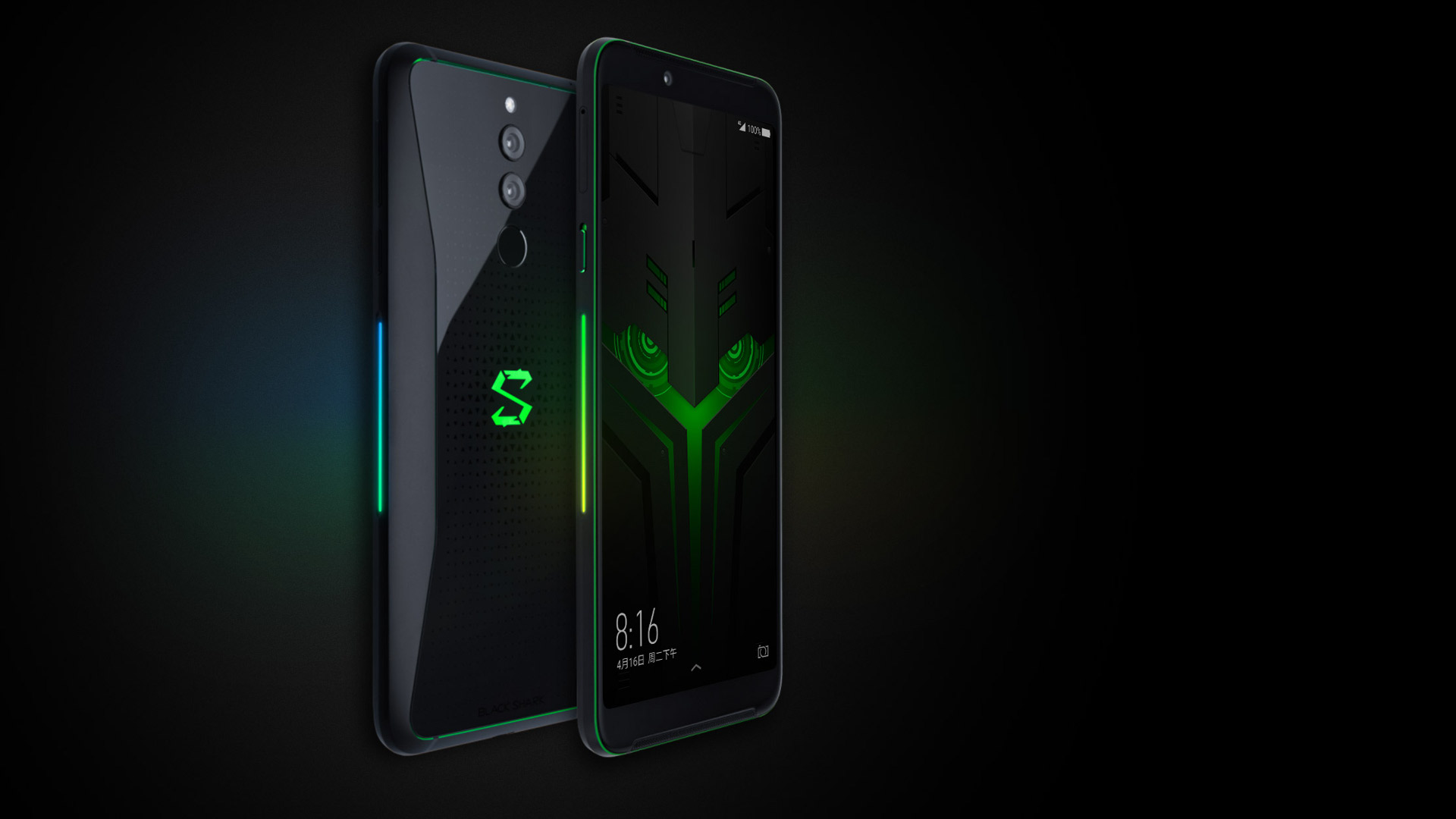 Sforum - Latest technology information page black-shark-2-1 Smartphone dedicated to Black Shark gamer 5G will be released in 2020