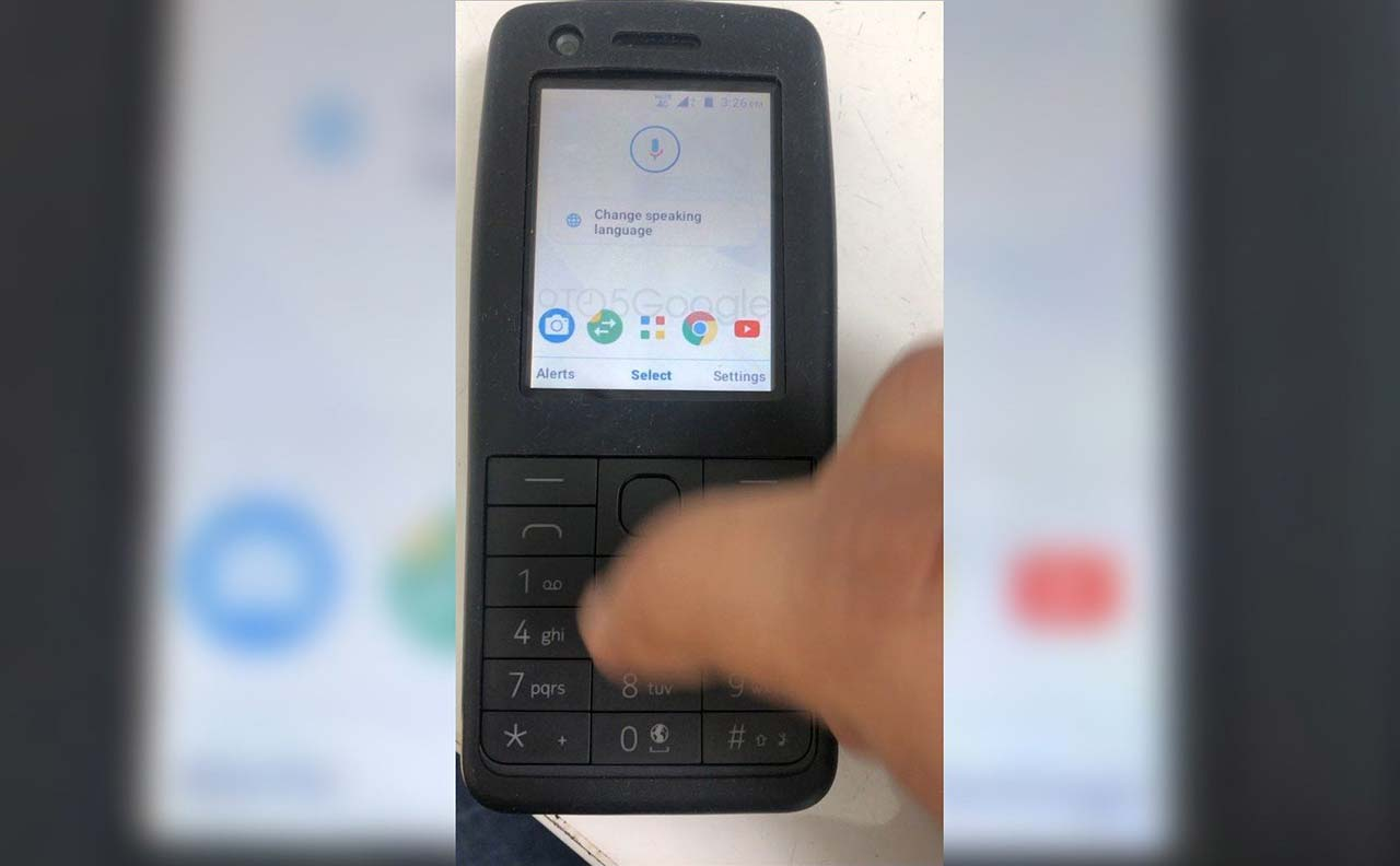 Expose Nokia device to test Android operating system for basic phones