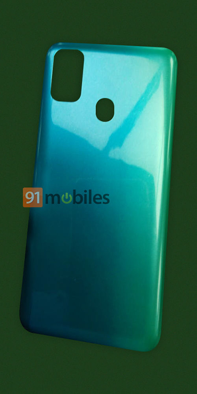 Sforum - Latest technology information page Samsung-Galaxy-M30slive-image-1 Galaxy M30s shows real photos with dual camera system, fingerprint sensor on the back