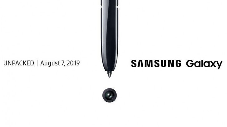 Galaxy Note 10 sold from August 23 in Korea | Galaxy Note 10 launches every day how much has new features