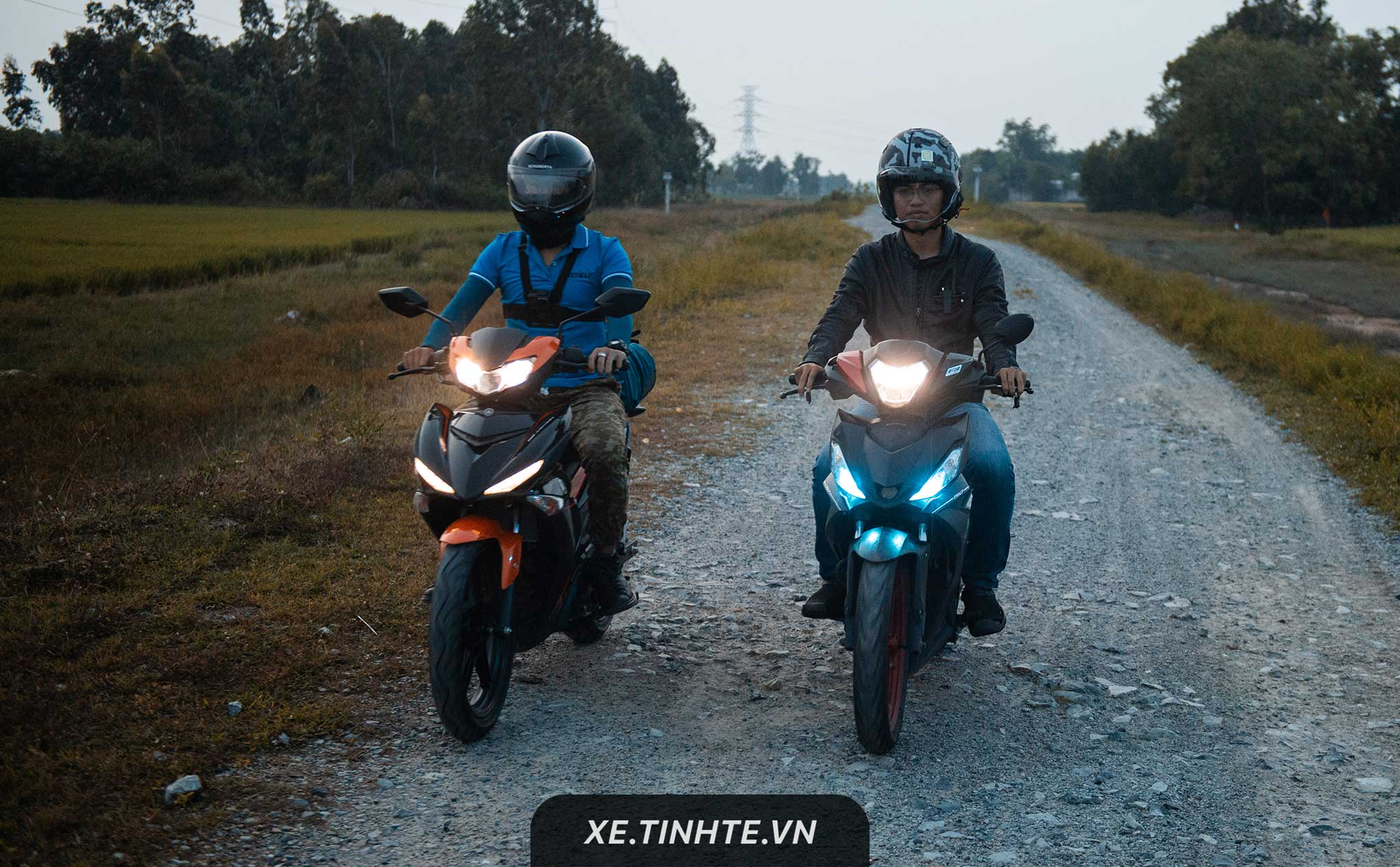[Game] Share photos with Honda Winner or Yamaha Exciter