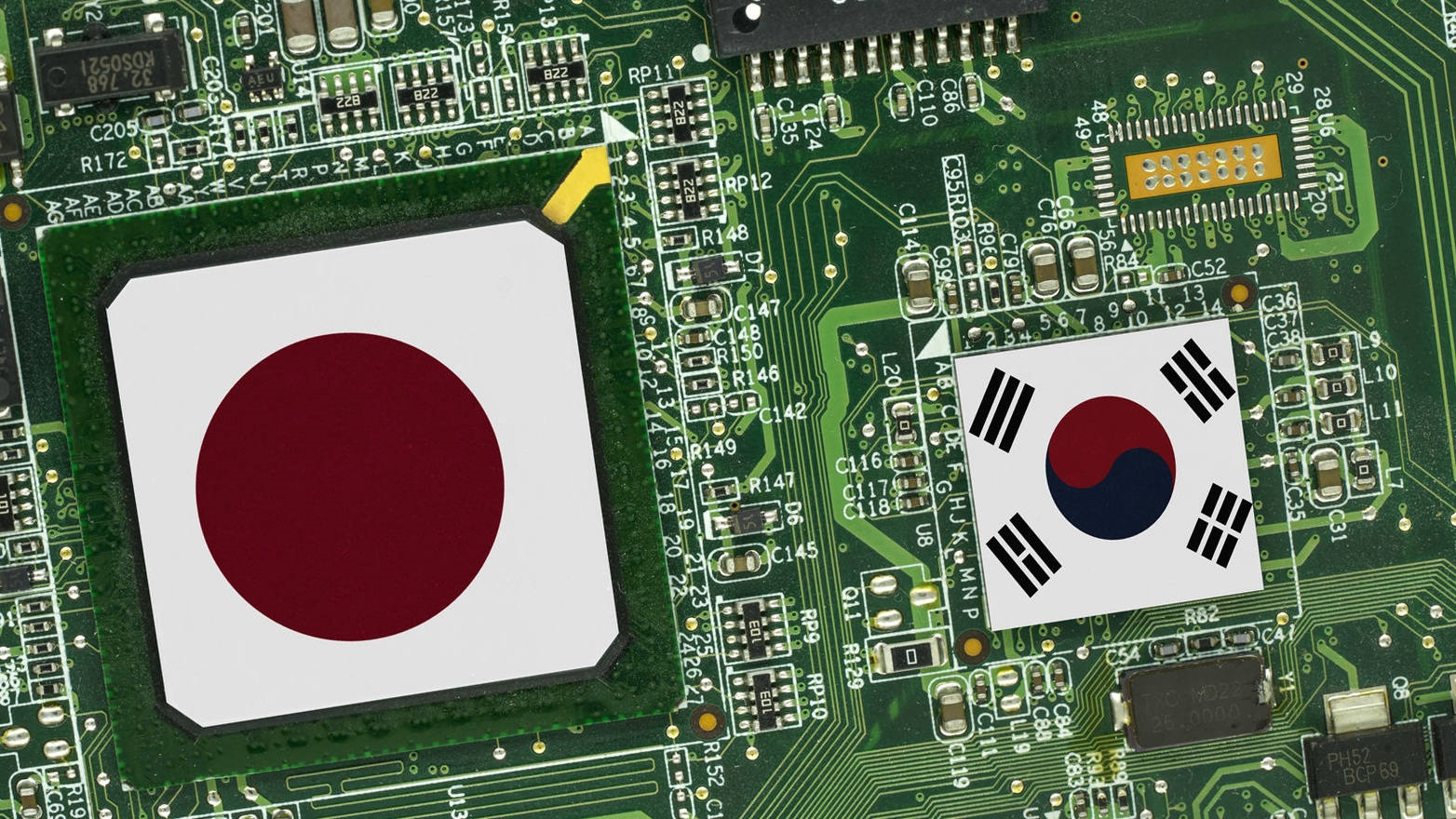 Global chip industry struggles when Japan embargoed Korea - VnReview
