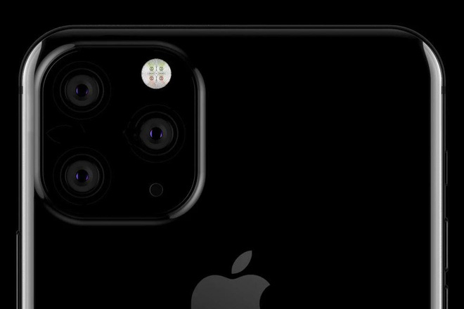 Good reason for the ugly design of iPhone 11: battery life - Photo 1.