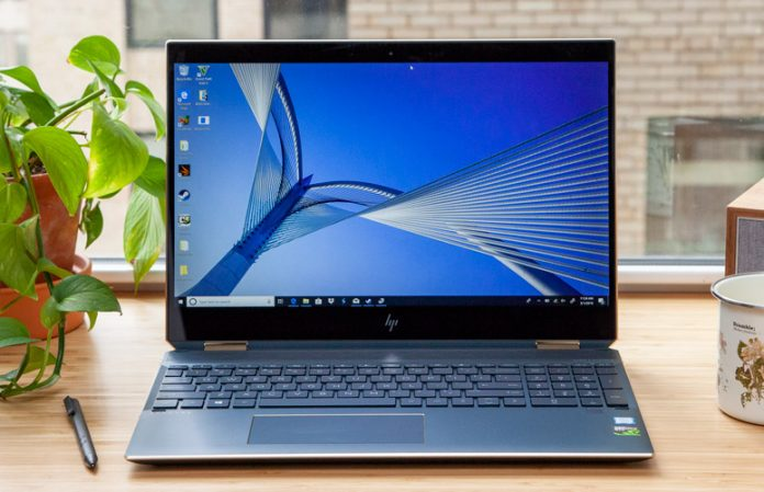 HP Specter x360 15 with OLED screen is about to be sold