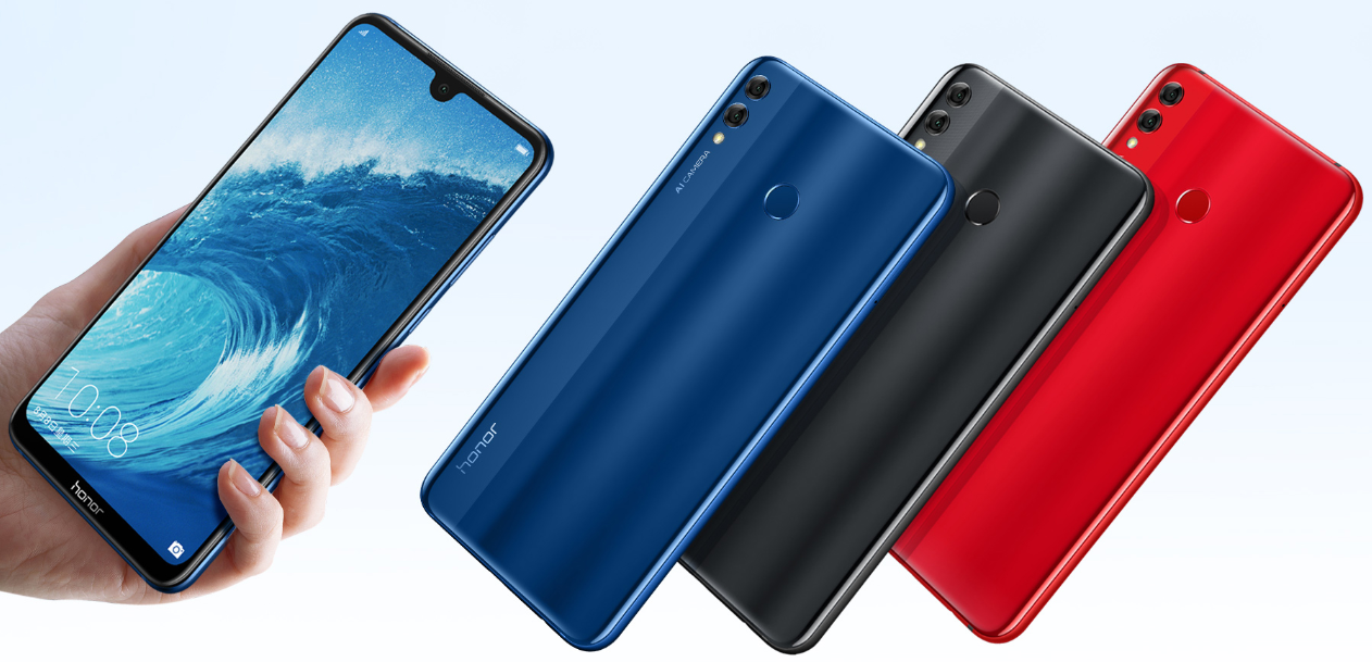 Sforum - Latest technology information Honor-8X-Max-Vmall Honor 9X and 9X Pro revealed configuration: Kirin 810, 3-camera cluster, 4000mAh battery, released July 23