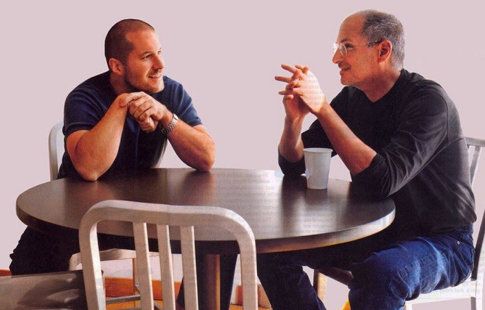 How did Apple's legendary power couple - Steve Jobs and Jony Ive - come together? - Photo 1.