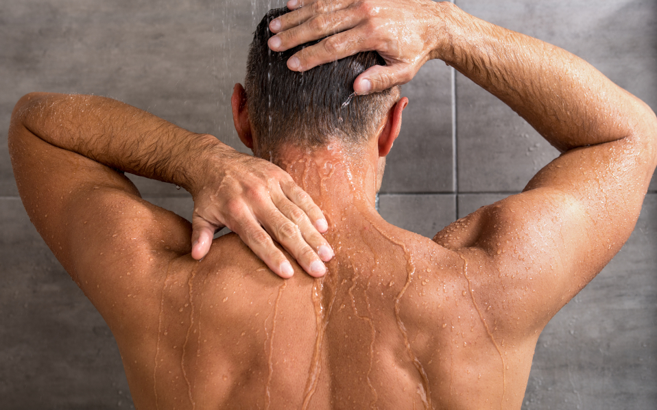 how to get rid of back