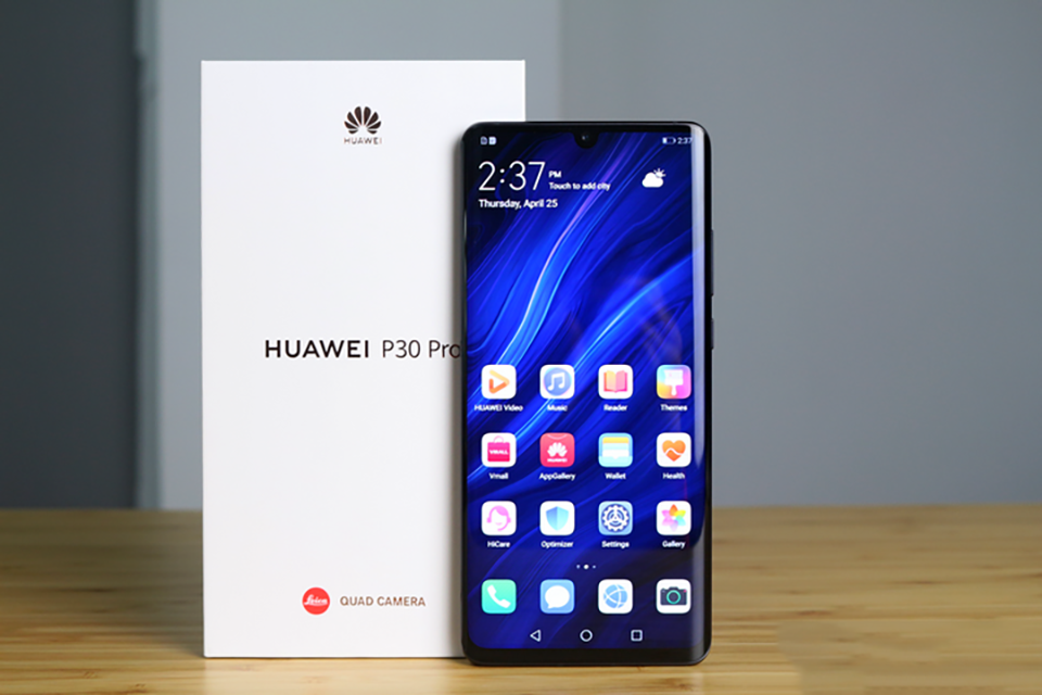 Sforum - Latest technology information page Huawei-P30-Pro-1 Huawei: We do not want users to buy their products just because of patriotism