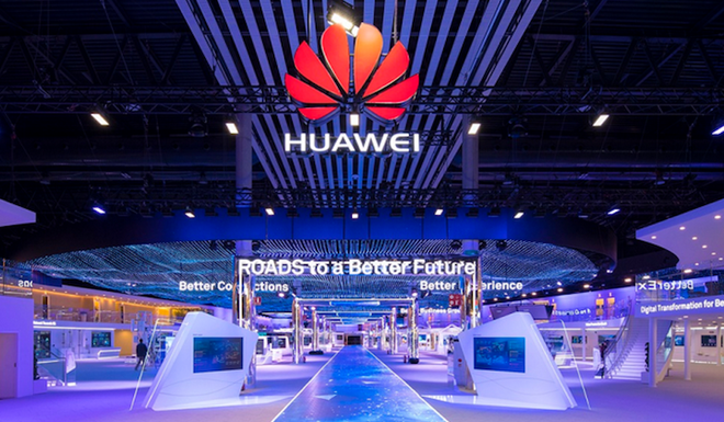 Huawei claims to increase revenue in the first half of 2019, confirming HongMengOS's name - Photo 1.