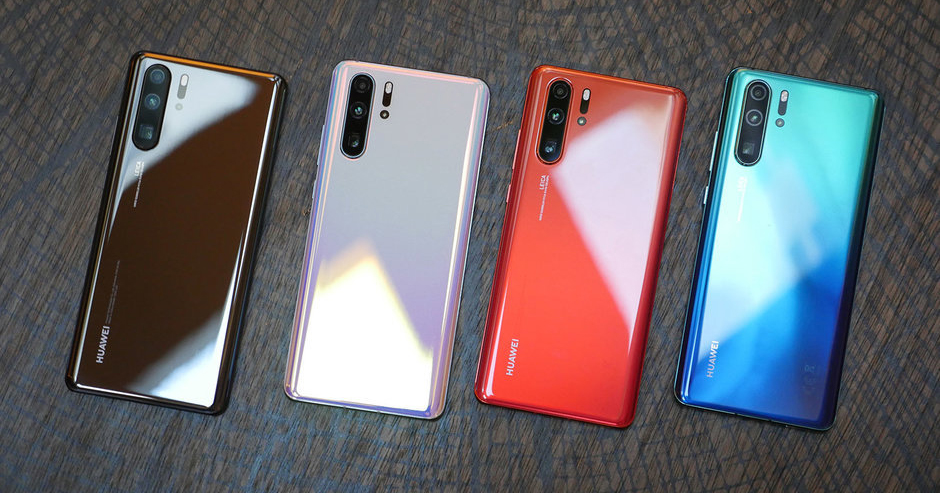 Sforum - Latest technology information page Huawei-P30-Pro-yay-or-now Huawei smartphone sales grow slowly in Q2 / 2019