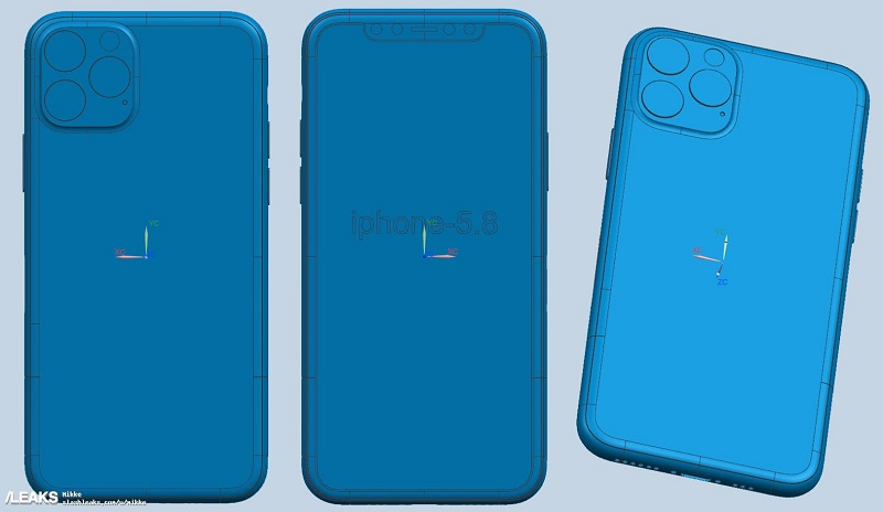 Sforum - iPhone-xi-cad-2 latest technology information page iPhone 11 portraits and why Apple can launch FaceID version