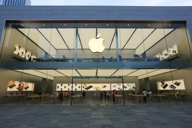 In response to impressive sales thanks to the Chinese market, Apple created more than 5 million jobs for its people - Photo 1.