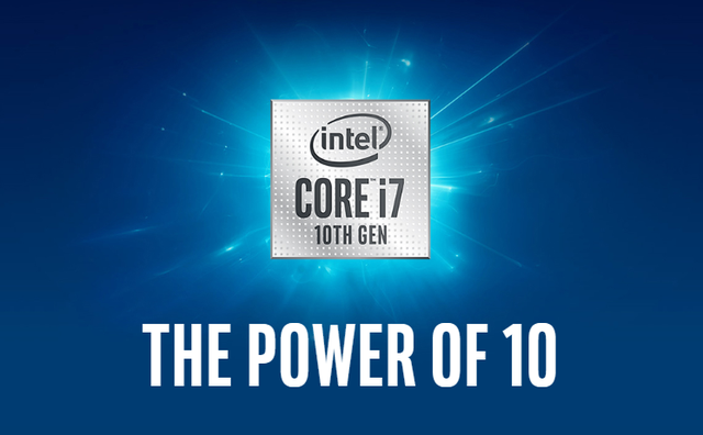 Intel's 10th generation Comet Lake-S CPU has begun to show up, competing fiercely with AMD Ryzen 3000 - Photo 1.