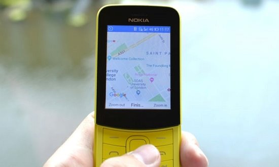 Is there a mobile phone that does not involve Google or Apple?