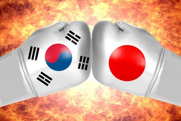 "Limited export of contrast material, Japan wants to ""destroy"" Samsung of South Korea - VnReview"