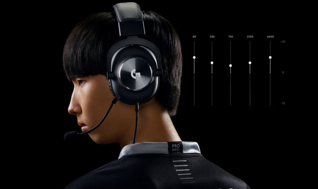 Logitech introduced super gaming headset G Pro X, cost nearly 4 million VND - Photo 1.