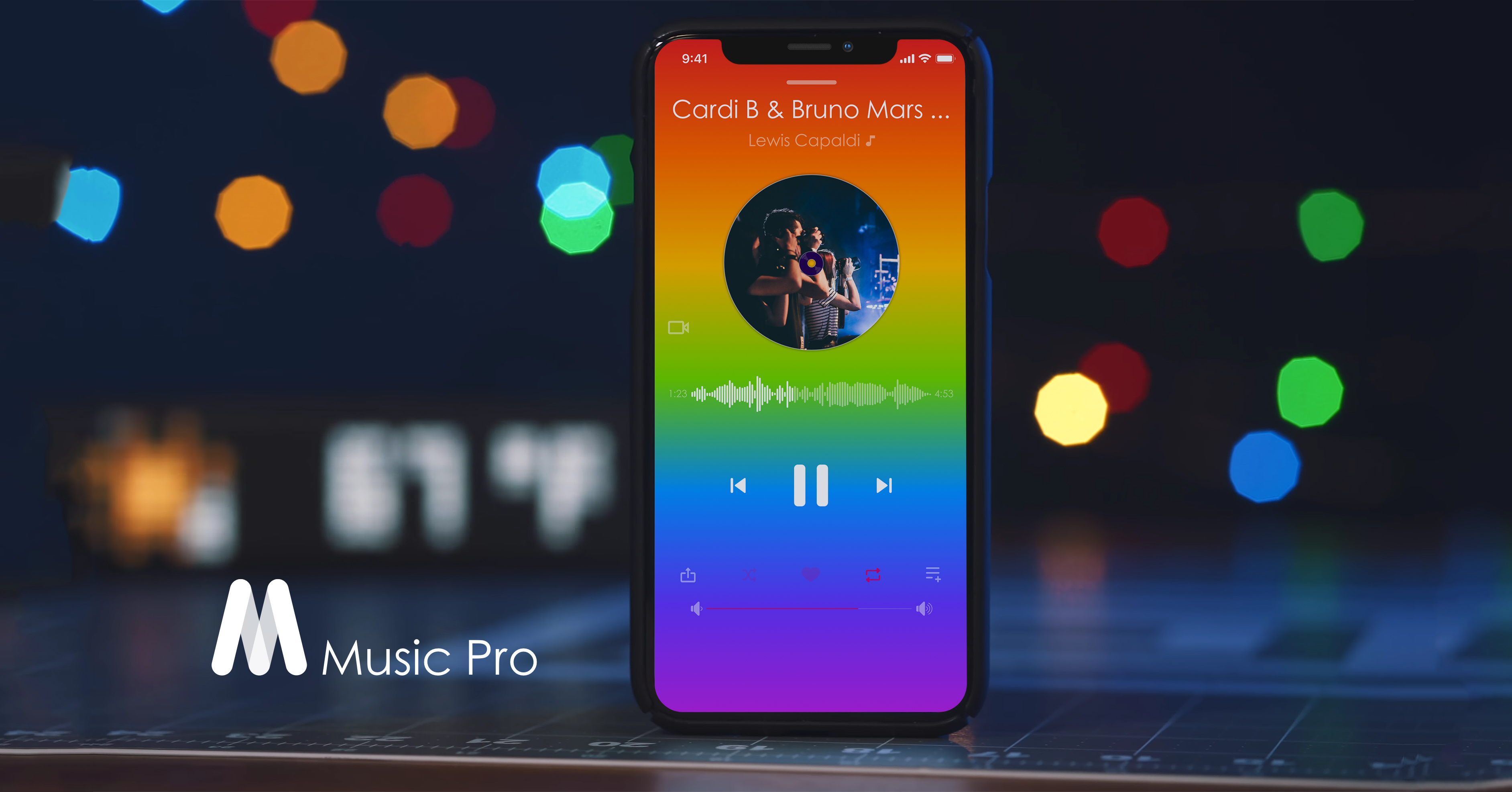 Sforum - The latest technology information page 191-1 Music Pro: The best choice for listening to YouTube music turns off the screen on iPhone