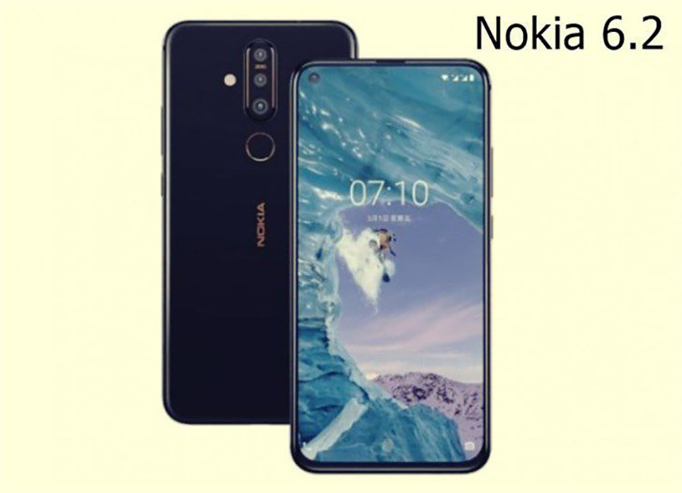 Sforum - Latest technology information page thong-tin-Nokia-6-2-1 Nokia 6.2 shows all design, configuration and selling price before launch