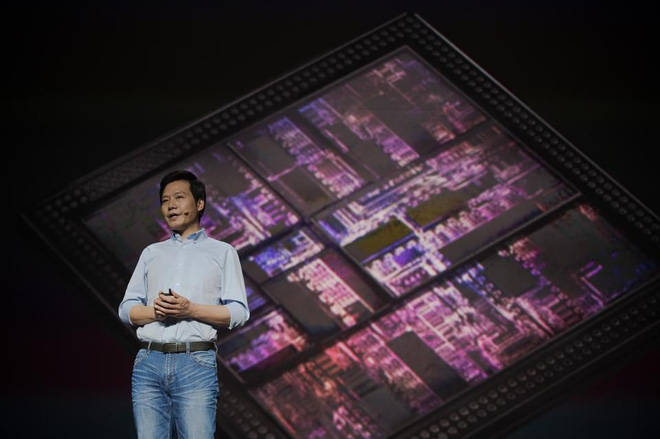 Not giving up the effort to design the chip itself, Xiaomi has invested more in outside companies - Photo 1.