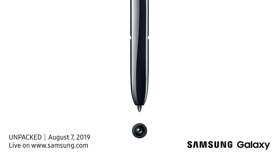 Sforum - Latest technology information page of Galaxy-Note-10-1 Official Samsung Galaxy Note 10 will be released August 7