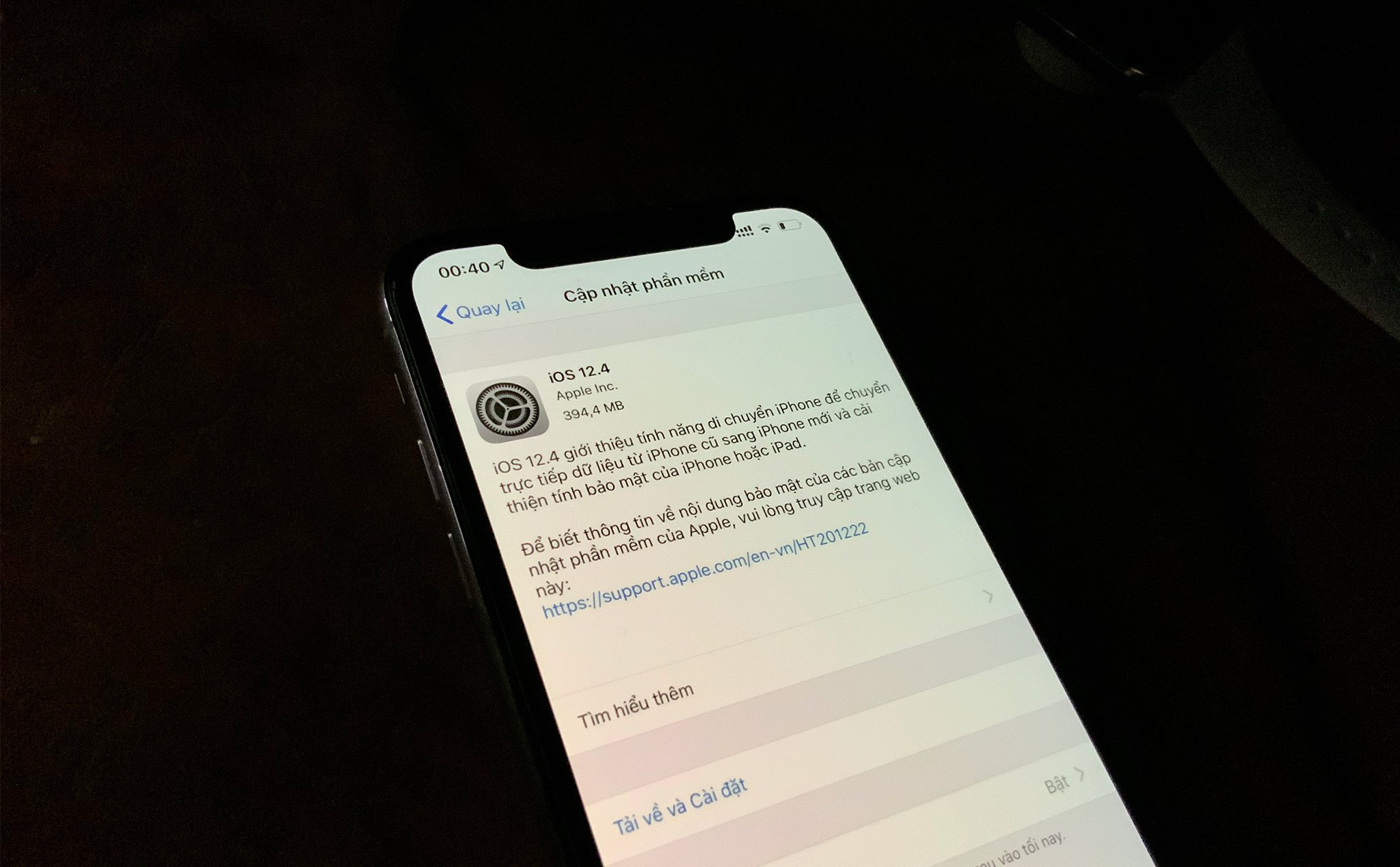 Official iOS 12.4: Focus on Apple Card and some minor changes, invite you to update
