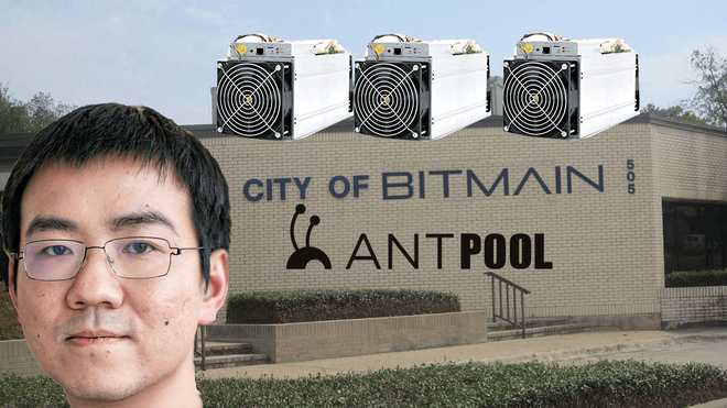 Only a small mistake, Bitmain pre-encrypted operator lost the same amount of Bitcoin $ 150,000 - Photo 1.