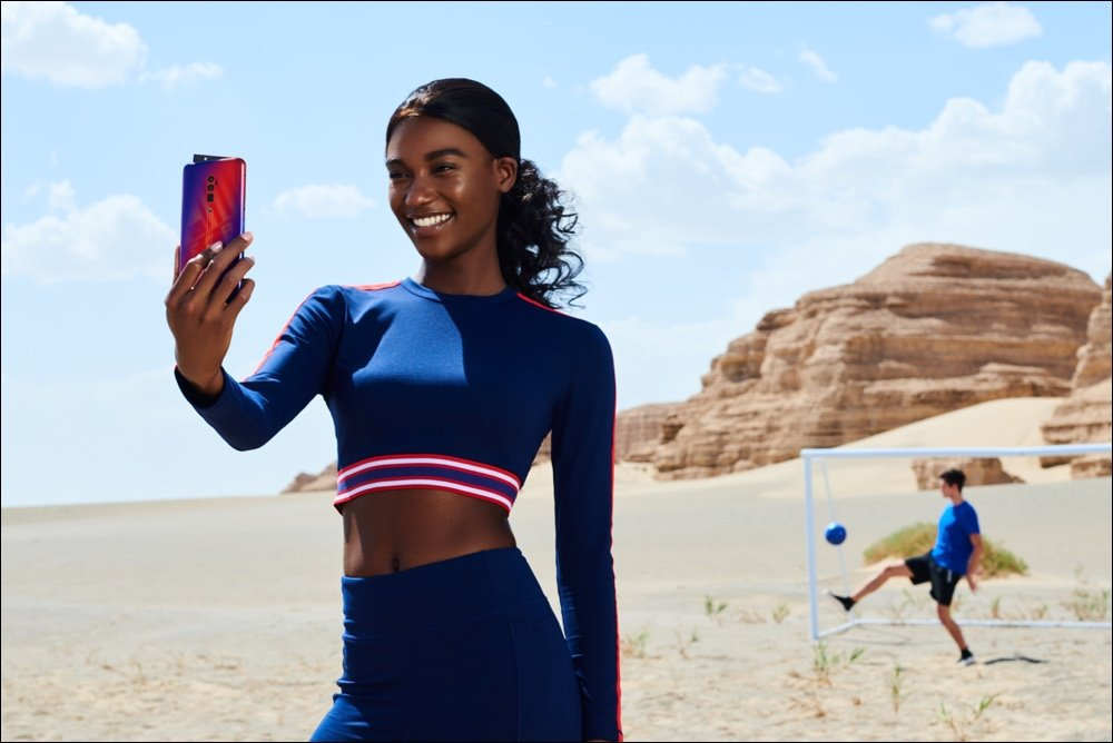 Oppo continues to cooperate with FC Barcelona and launches Reno 10x Zoom Limited Edition FC Barcelona