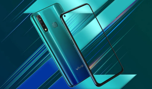 Vivo launched Z1 Pro smartphone: Perforated screen, 3 rear cameras, Snapdragon 710 chip and 5,000 mAh battery, price from 217 USD - Photo 1.