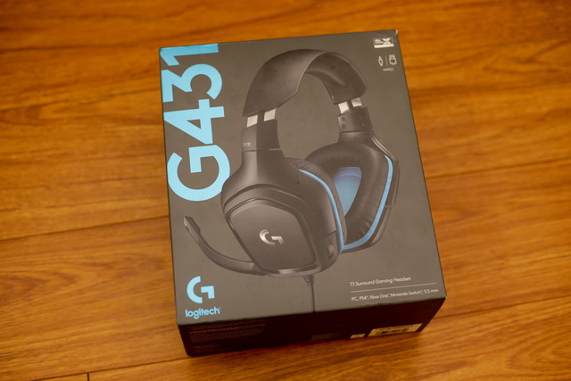 Quick experience Logitech G431 - Ultra-light gaming headset wearing all day without fatigue - Photo 1.