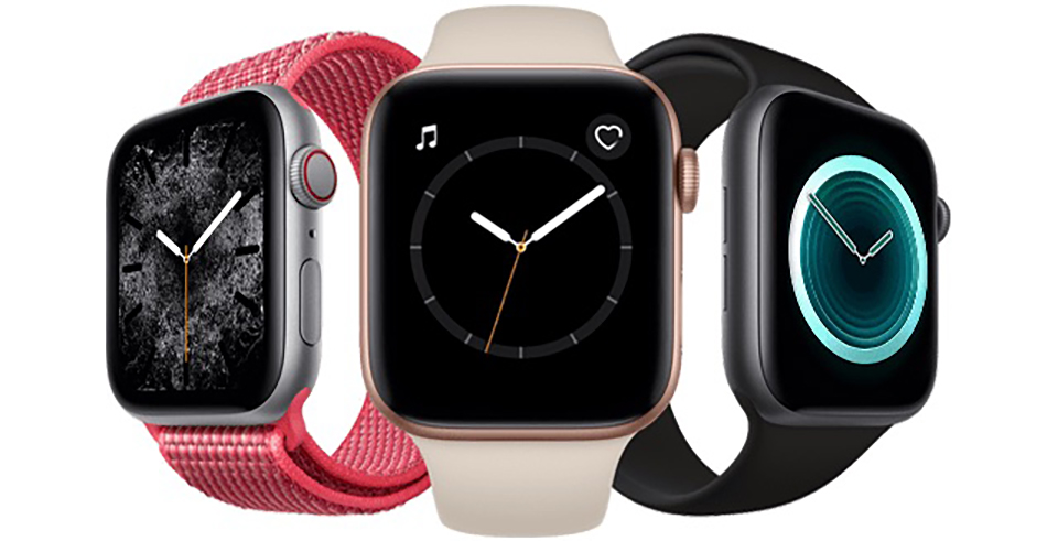 Sforum - Latest technology information page apple-watch-trio-2019 Report: Apple Watch with MicroLED screen can be launched in 2020