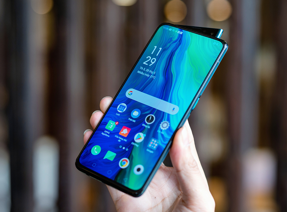 Review Oppo Reno: Will Oppo be able to successfully reach the high-end segment? - VnReview