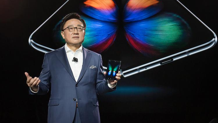 Sforum - Latest technology information page unpacked-2019dj-koh-3_750xx1599-902-0-303 Samsung CEO admits rushing to launch Galaxy Fold when not ready