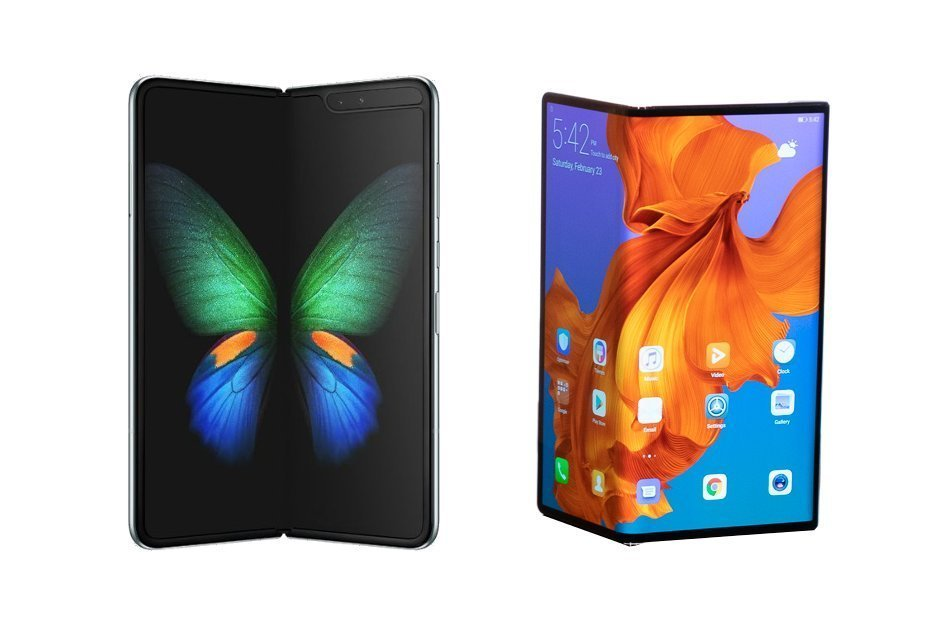 The Samsung Galaxy Fold was supposed to be launched during the quarter but is now in limbo