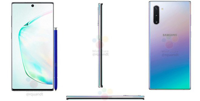 Samsung Galaxy Note 10 5G will have 12GB RAM and 1TB ROM - Photo 1.