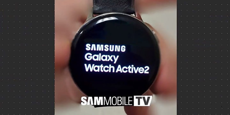 Sforum - The latest technology information page crystal-capsule-Galaxy-Watch-Active-2-2 Samsung Galaxy Watch Active 2 will copy some features of Apple Watch Series 4