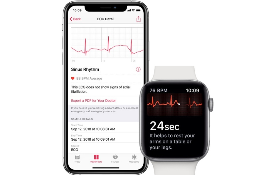 The Apple Watch Series 4 has saved countless of lives, improving many more