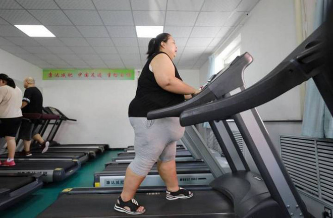 "Research: Saying that obesity is caused by ""the mouth harming the body"" but it turns out that the gene is also the main cause of obesity - Photo 1."