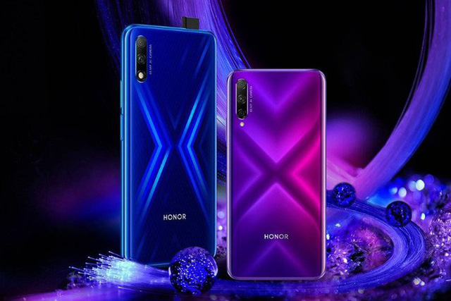 The Honor 9X and 9X Pro are released: Selfie retractable camera, Kirin 810, 48MP camera, priced from 4.7 million VND - Photo 1.