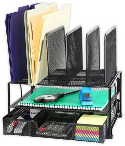 Desk Organizers For Filing And Storing
