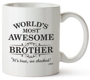 Best Bro Coffee Mug