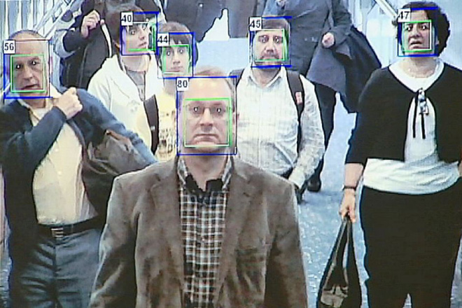 The London Police's face recognition system has an error rate of up to ... 81% - Photo 1.