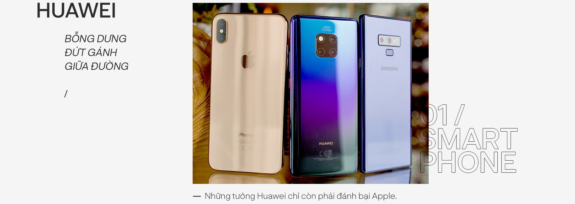 The first half of 2019, the smartphone world molested with the sudden things - Photo 1.