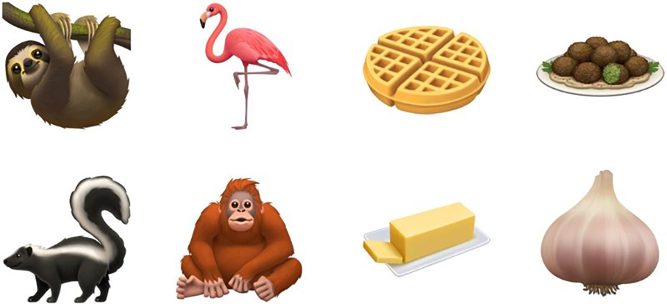 Sforum - The latest technology information emoji-1 New 59 emoji appearance is likely to be available on the iPhone this year.