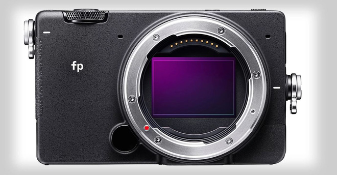 Sigma announces FP: World's smallest mirrorless full-frame camera - Photo 1.