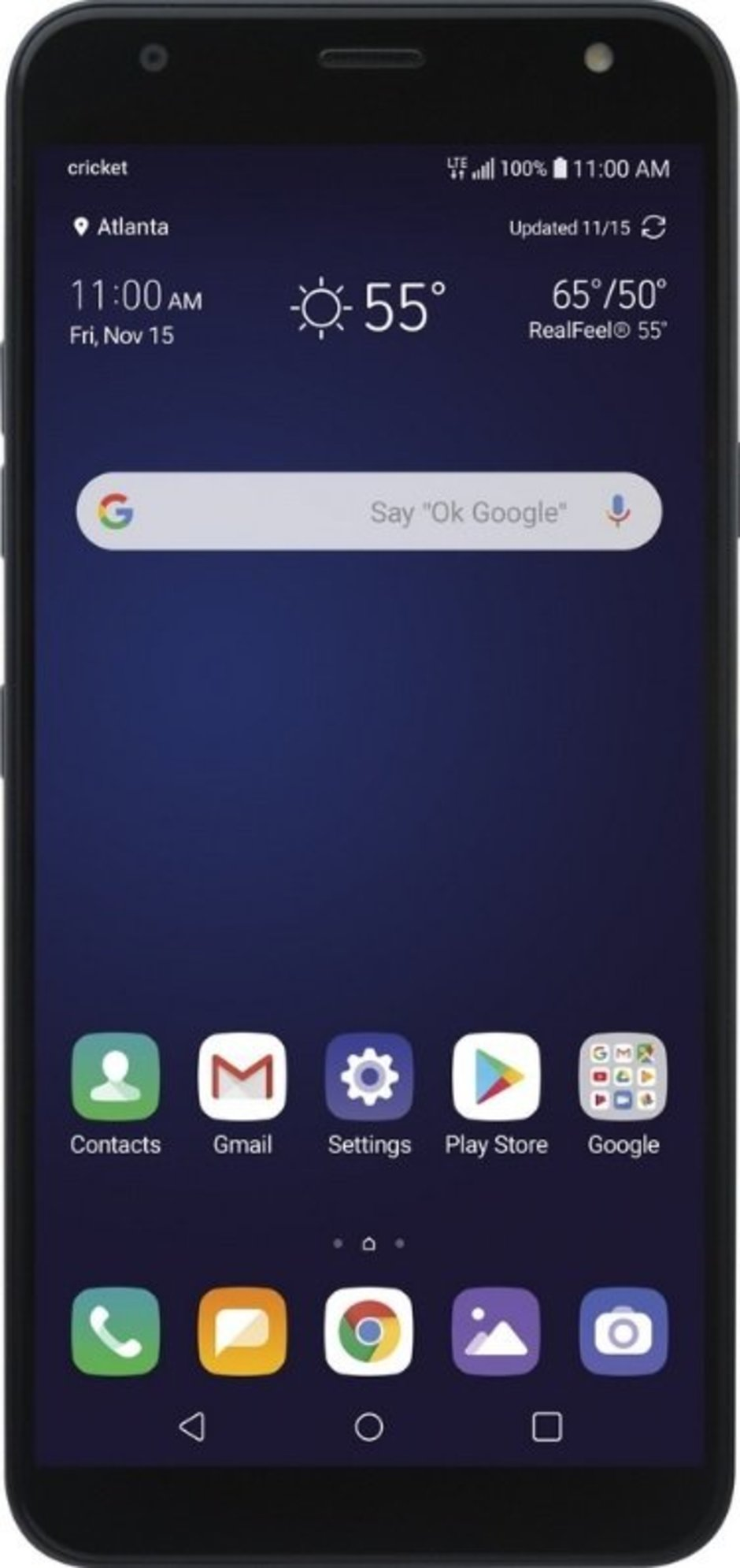 Render of the upcoming LG Harmony 3