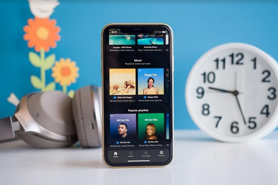 Spotify has complained about Apple