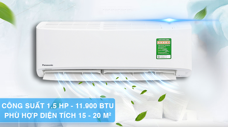 1-way Panasonic air conditioner 12000btu suitable for large room space?