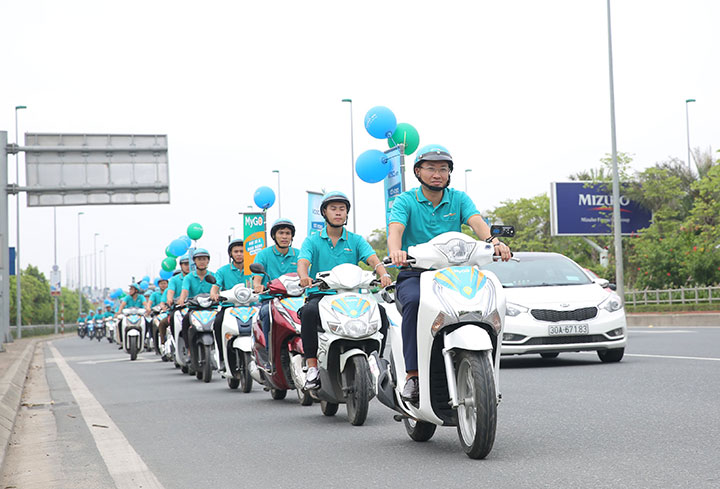 Viettel Post will massively sign 3,500 labor contracts in July to speed up Mygo and Voso.vn - VnReview